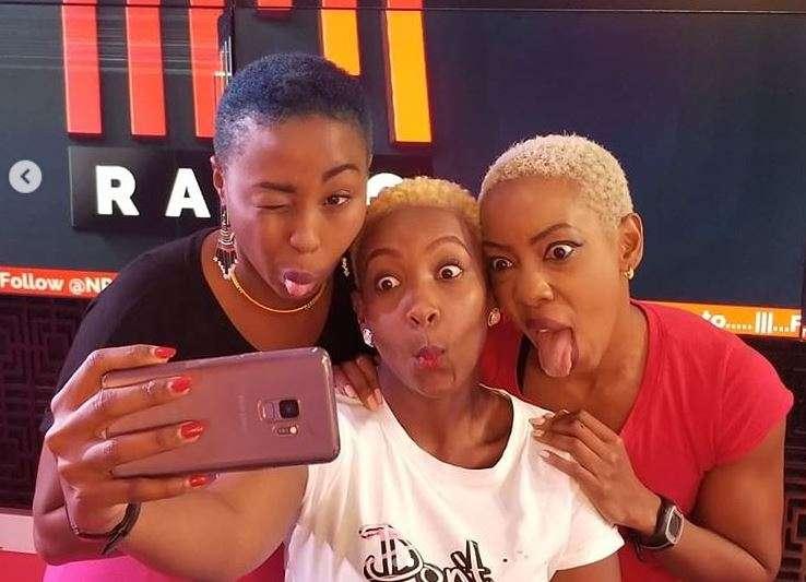 Blogger Jane Mukami, Mwalimu Rachael and singer Vivian resemblance impresses Kenyans
