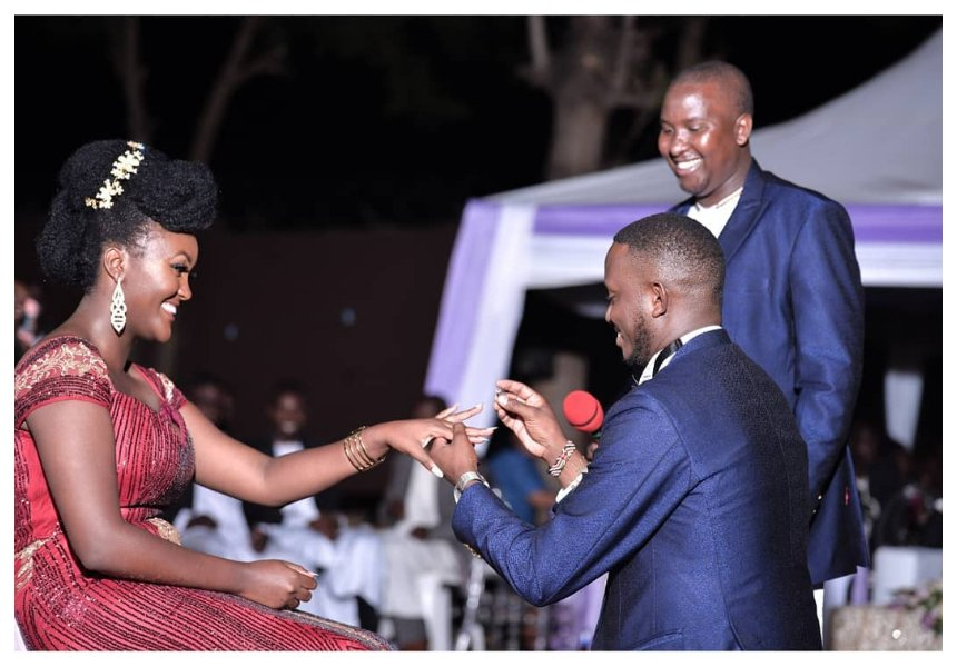 Nyakundi savagely attacks Kenyan women after actor Martin Githinji marries Ugandan woman - big mistake