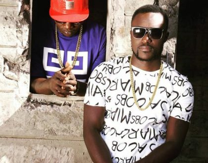 Watch Naiboi's collabo 2 in 1 that has left many impressed