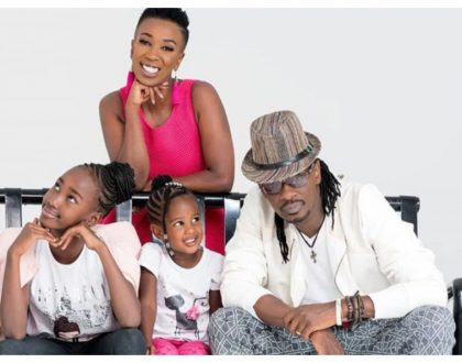 Birthdays galore! Nameless and Wahu pamper their last born daughter on her birthday