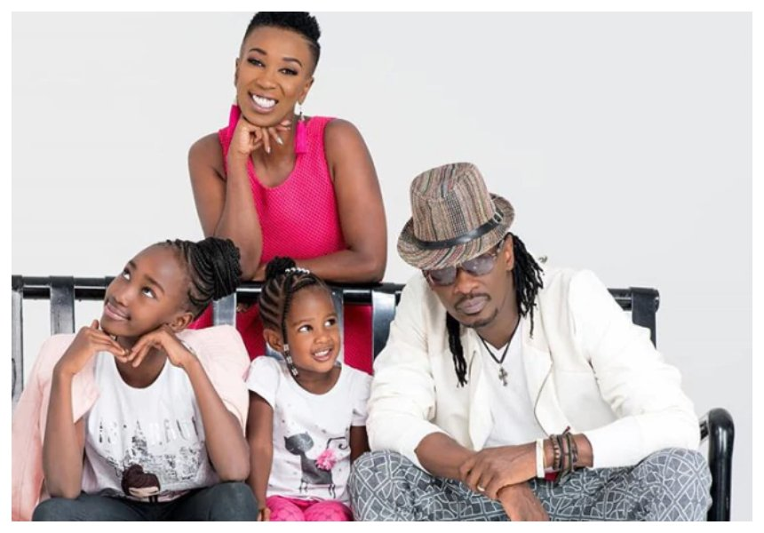Nameless and Wahu give different testimonies as their firstborn daughter turns 12