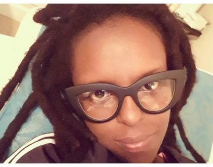 """""""If you can't cheer the fact that I'm alive, I'm sad for you"""" Njambi Koikai responds to Facebook group discussing herhealth and fundraising"""