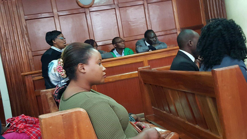 Nyasuguta in court