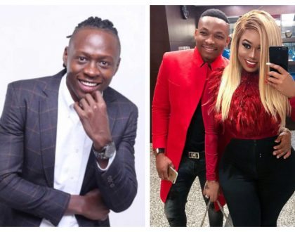 Oga Obinna keen to take Otile Brown's place and be Vera Sidika's new sweetheart