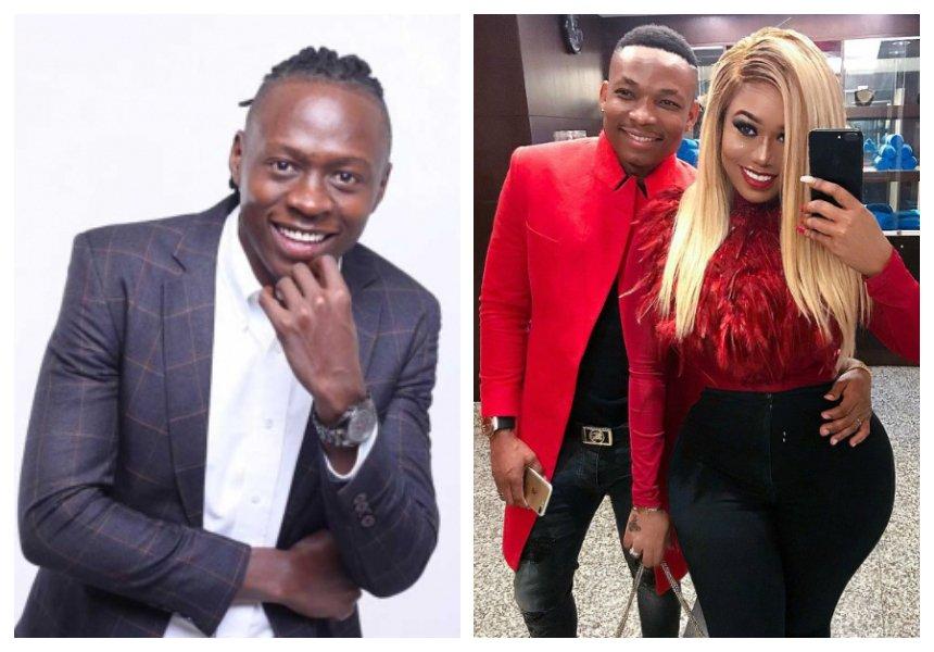 Oga Obinna keen to take Otile Brown's place and be Vera Sidika's new sweetheart