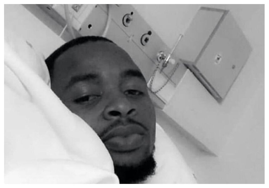 Ommy Dimpoz is just in hospital for check, not in ICU- Management