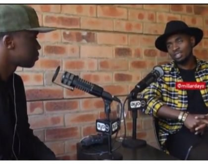 Ommy Dimpoz reveals poison cause of his conditionin an exclusive interview in South Africa
