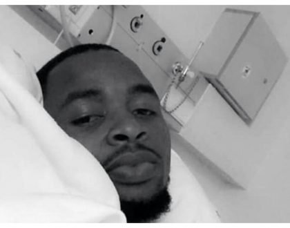 Diamond, Avril and celebs across East Africa send messages of encouragement toOmmy Dimpozafter his condition gets worse