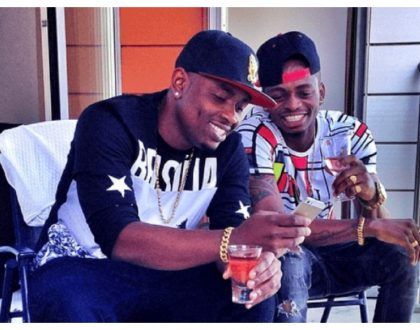 Ommy Dimpoz explains how his condition has helped restore good relations with enemy Diamond Platnumz