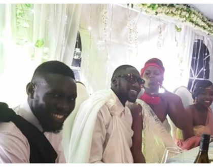 In pictures: Sauti Sol'sPolycarp Otieno's traditional wedding in Burundi