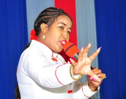 Mashakura! Renown female City pastor trolled for boiling sausage