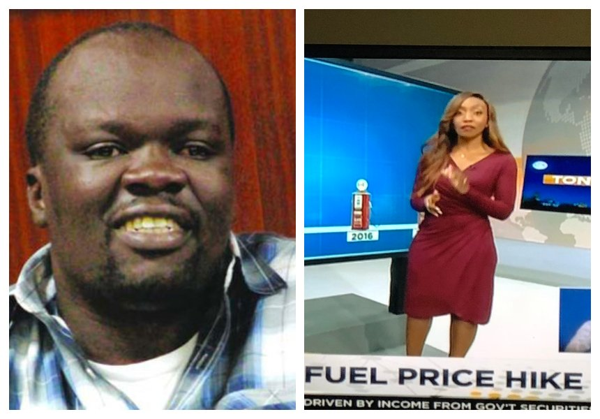 Totally hilarious! Robert Alai makes sex comment about Citizen TV anchors, David Ndii's response will surely make him visit Sabina Joy
