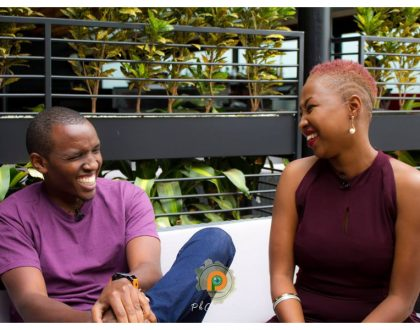 """She never laughs to dry jokes"" Sam West reveals how his sweetheart Vivian has helped him become the best comedian with the Illest jokes"