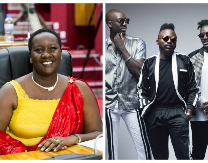 Rwandan Minister of Sports and Culture publicly apologizes to Sauti Sol