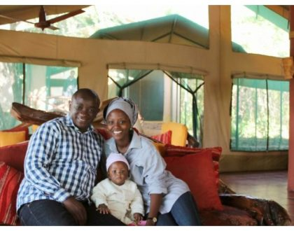 7 years and still going strong! Tero Mdee celebrates milestone despite her family disapproval of her marriage