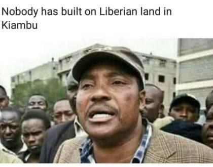 Super hilarious memes afterKiambu governor Ferdinand Waititu demandsrivers relocated instead of buildings demolished