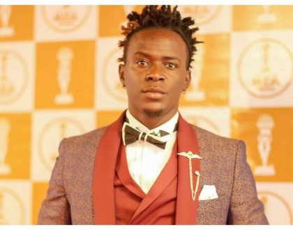Canada is listening! Willy Paul celebrates after his hit song makes its way to a bridal party in Toronto