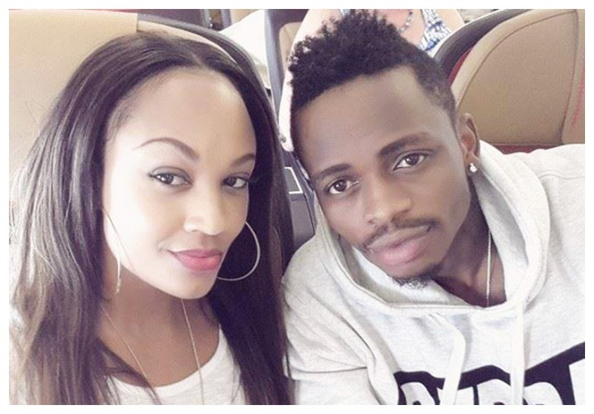 """Had just lost Ivan and my mum and he is there with this girl"" Zari recounts how Diamond cheated on her with Hamisa Mobetto in a time of grief"