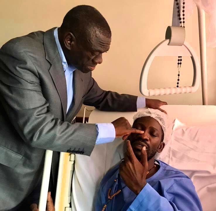 #FreeBobiWine buzz returns: Uganda blocks MP from medical trip