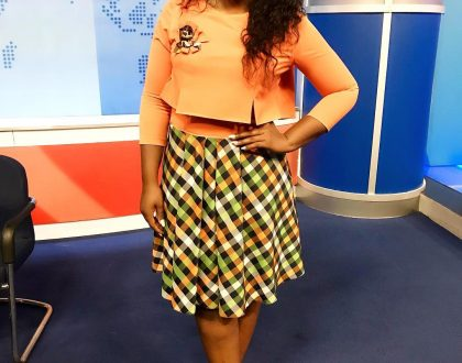 Betty Kyalo finally announce she's leaving KTN