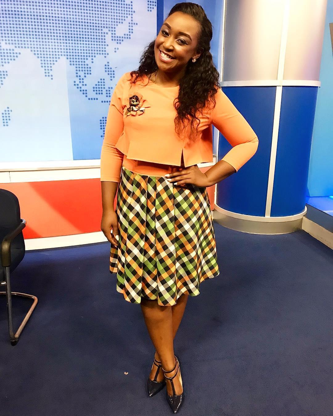 Betty Kyalo finally announce she's leaving KTN