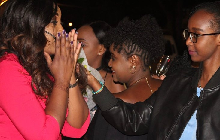 Betty Kyallo gets emotional during her last show on KTN