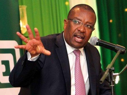 Co-operative Bank CEO/Managing Director Gideon Muriuki