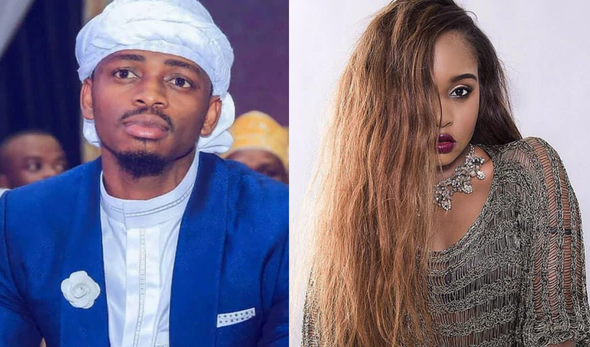 Diamond regrets dumping Jokate, Jokate doesn't know why she dated him