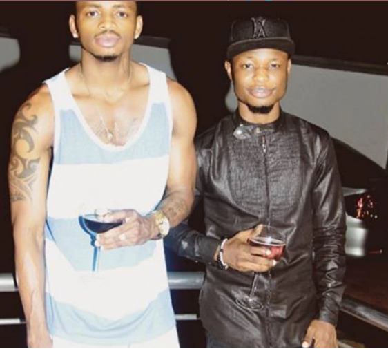 Diamond given tough lecture by former photographer after calling son with Hamisa 'side kid'