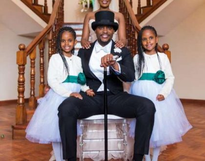 Evaline Momanyi shares how her relationship with Grace Msalame is going