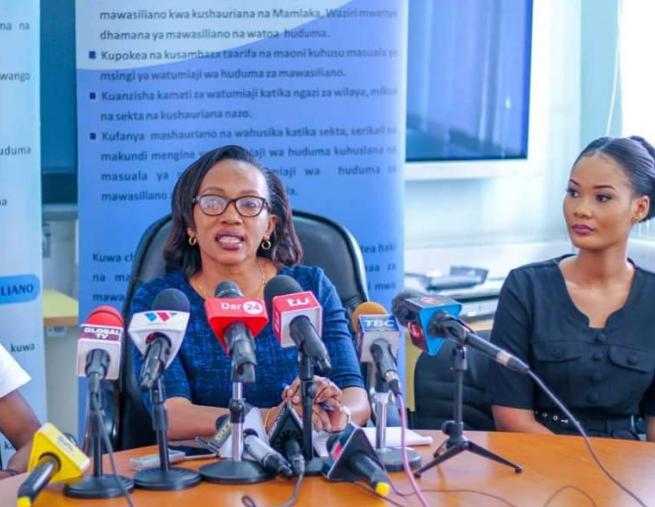 Hamisa Mobetto lands lucrative government job