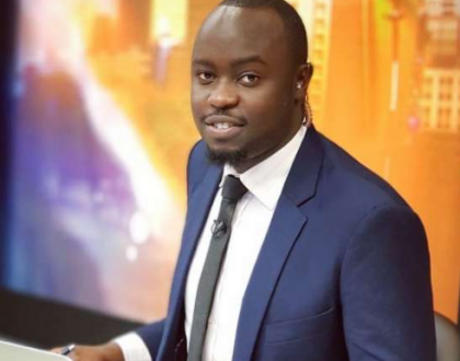 Ian Wafula: BBC rejected me four times before picking me