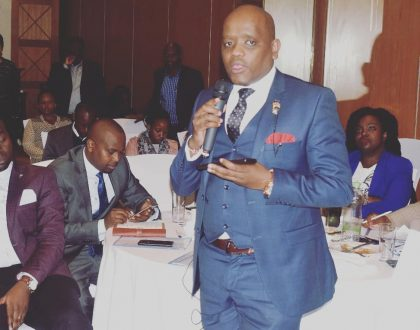 Itumbi: Jacque Maribe even knows my parents but we are not dating