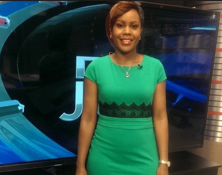 NTV Swahili news anchor Jane Ngoiri: My son is addicted to my tablet