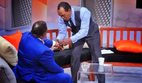 Stop asking people about their bedroom skills on TV, Jeff Koinange warned by government body