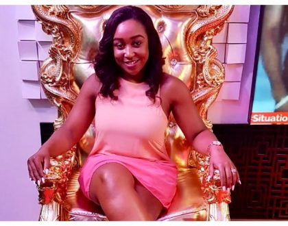 Getting married? Betty Kyallo answers netizen who asked whether she is getting married soon