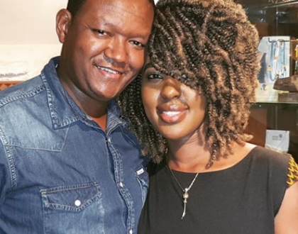 Lilian Ng'ang'a throws hubby Alfred Mutua surprise birthday party(photos)
