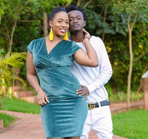 Awww! This sweet message from Diana Marua to husband Bahati is relationship goals