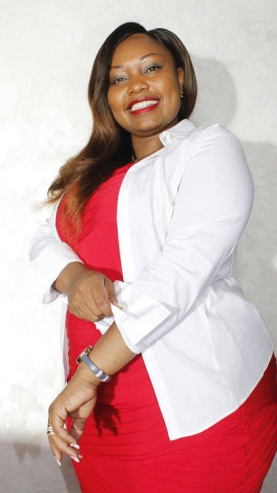 Millicent Omanga