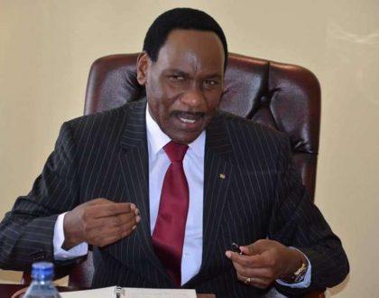 Boniface Mwangi slams Ezekiel Mutua on Twitter after 'socks' condom advert criticisms