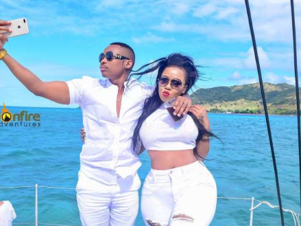 Now famous Otile forced to expose night club using his name to make money behind his back