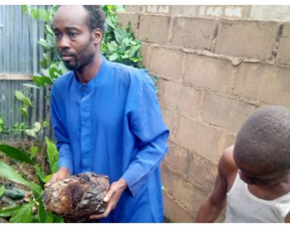 Prophet at Lion of Judah Church of Christ beheads lover after having sex, buries body behind his residence (Graphic photos)