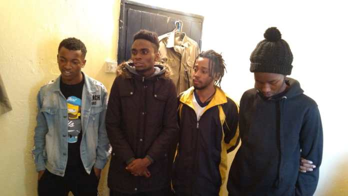 Students make clean 500,000K in 30 minutes selling fake Nasty C tickets from aToyota Premio