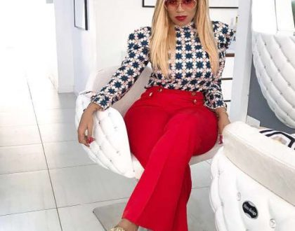 Vera Sidika need for a baby pushes her to start helping single mums