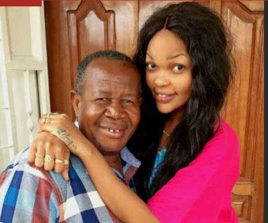 Wema: My dream of working with Majuto has gone up in flames