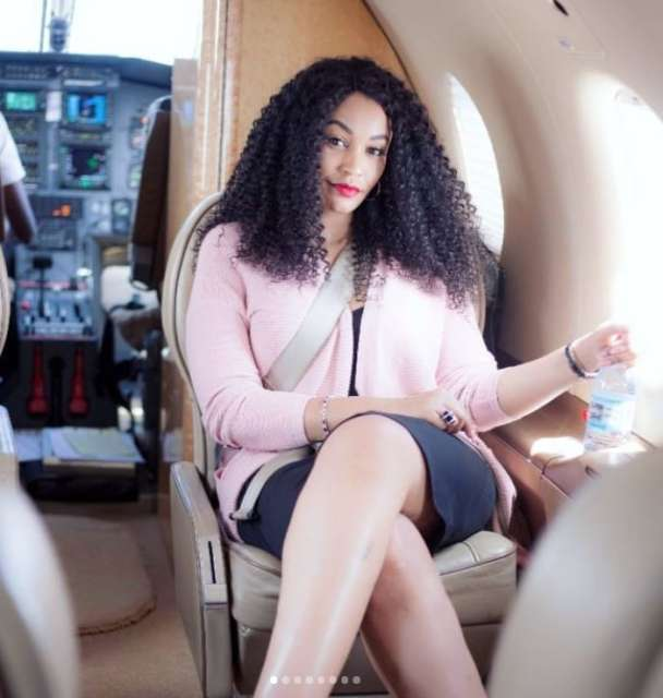 Boss Lady! Man who allegedly hacked Zari Hassan arrested(photo)