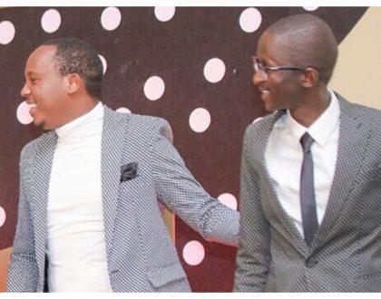 Njuguna splashes Kes114,000 to spoil his friendAbel Mutua on his birthday (Photos)