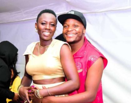 Akothee responds after Jalango warned her from posting videos wearing underwear