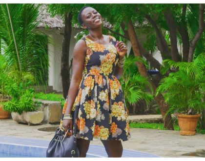 Men think I hate them but I do not.  We cannot do without men -Akothee