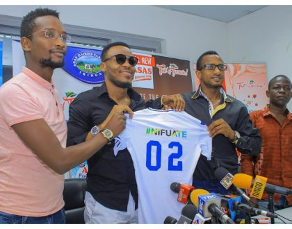 Alikiba explains why he has not been seen playing for his club Coastal Union F.C.